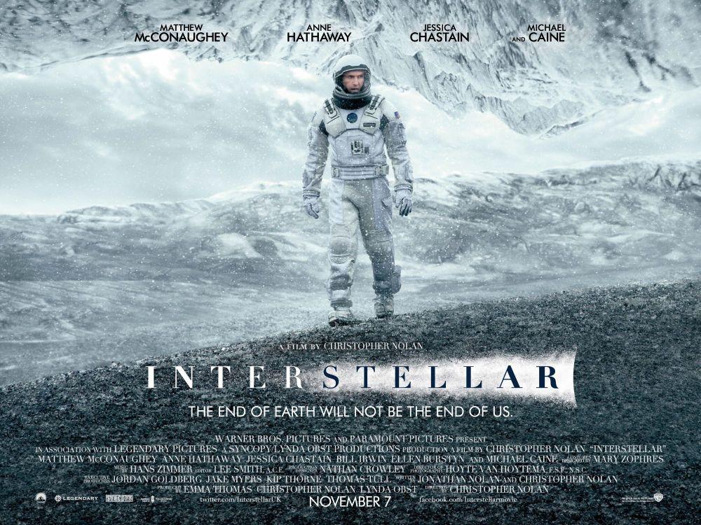 Interstellar: dentro a una nuova dimensione del Cinema (1/3)