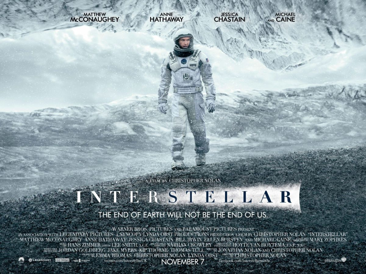 """Interstellar"": dentro una nuova dimensione del Cinema"