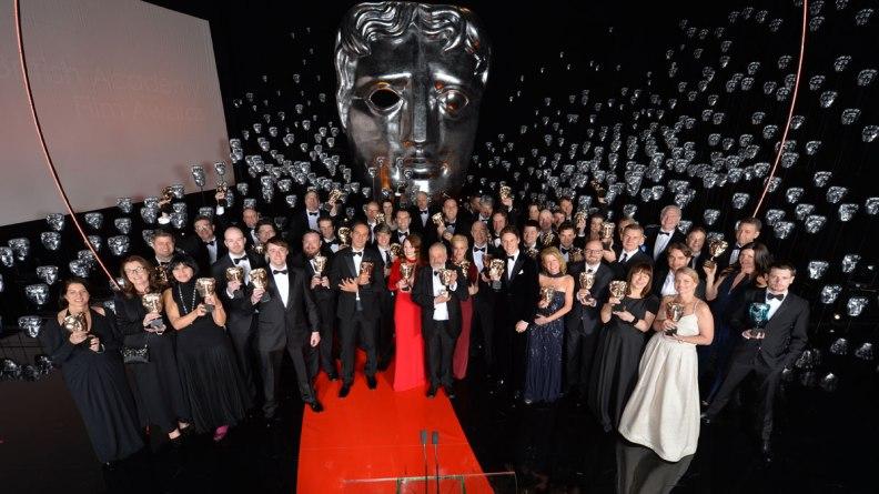 BAFTA 2015 1