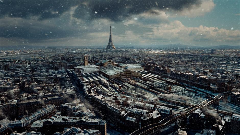 Hugo Cabret Paris