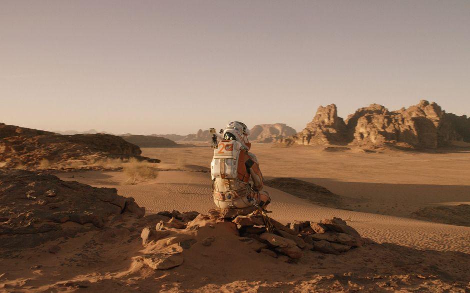 Sopravvissuto The Martian