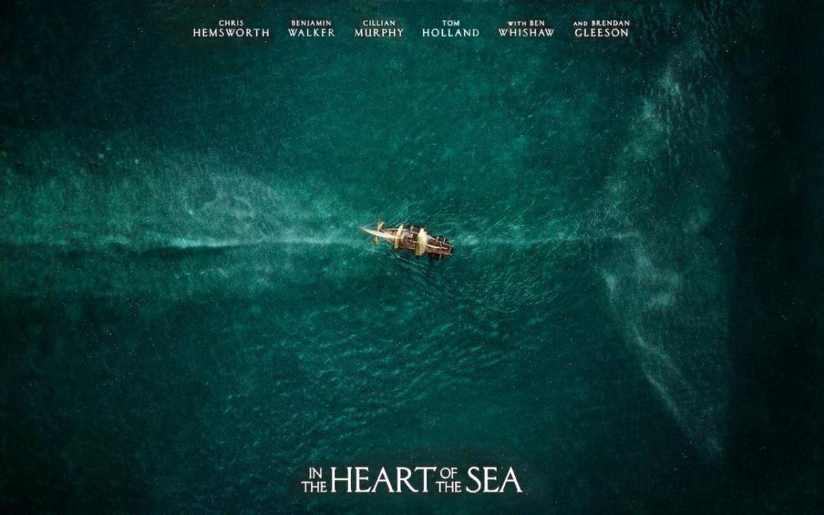 """Cinema, le novità: """"Heart of The Sea - Le origini di Moby Dick"""""""