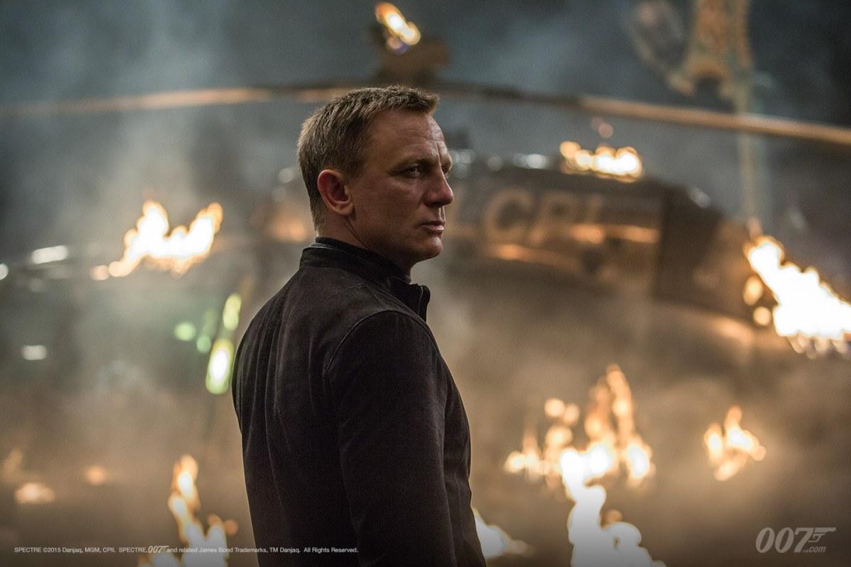 SPECTRE: tra classico e moderno 007