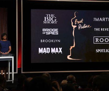 Oscars 2016 Nomination