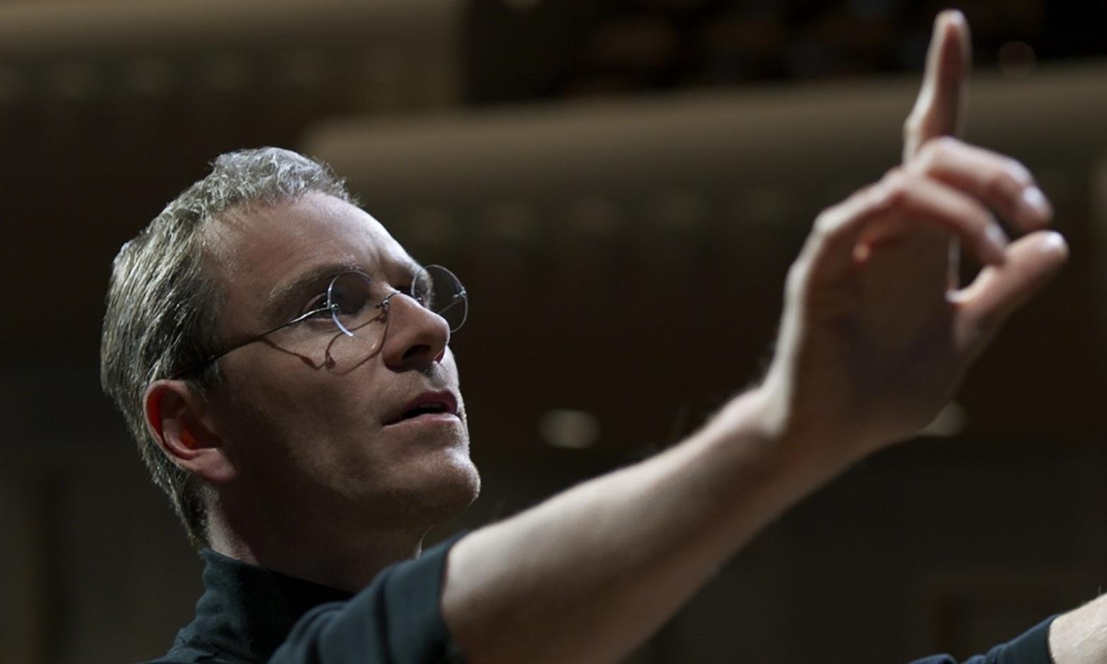 Steve Jobs Fassbender