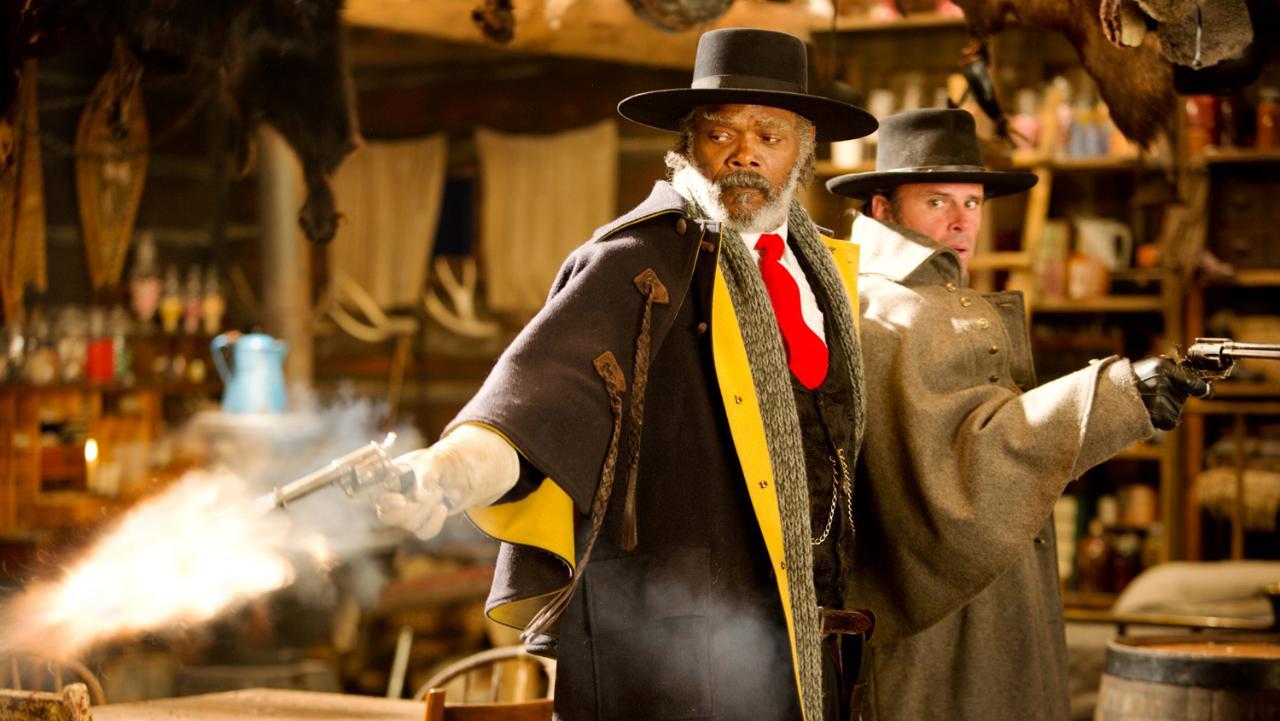 The Hateful Eight Samuel L. Jackson