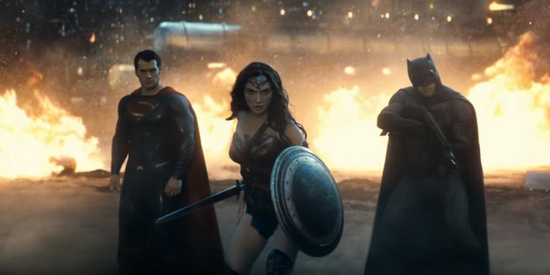 Batman v Superman Ben Affleck Gal Gadot Henry Cavill