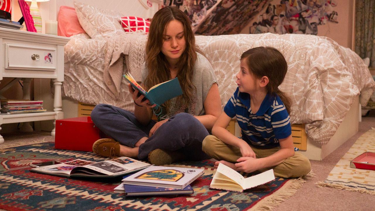 Room Brie Larson Jacob Tremblay