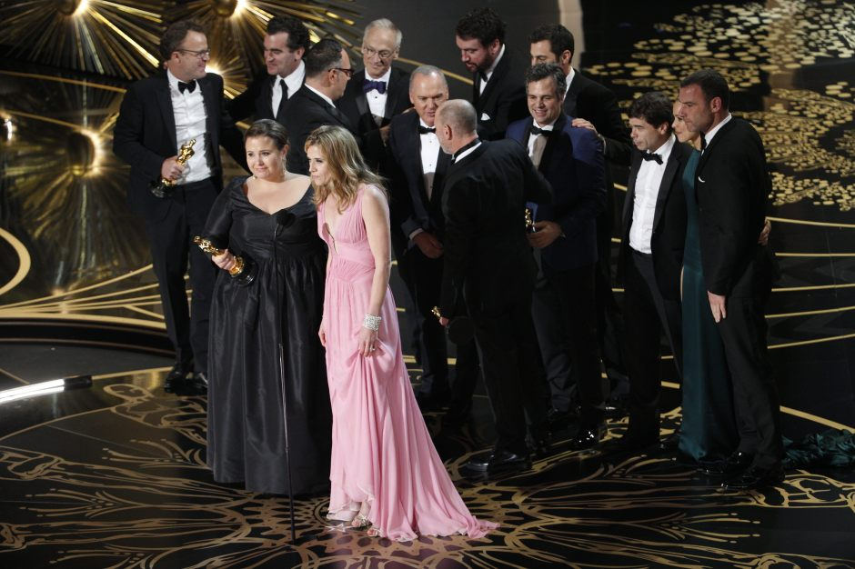 Il caso Spotlight Premio Oscar