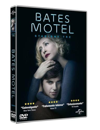 Bates Motel dvd