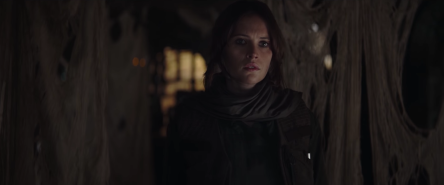 Rogue One A Star Wars Story Felicity Jones