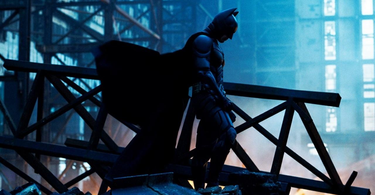 The Dark Knight Christopher Nolan