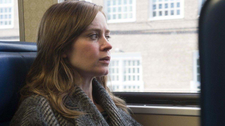 La ragazza del treno Emily Blunt