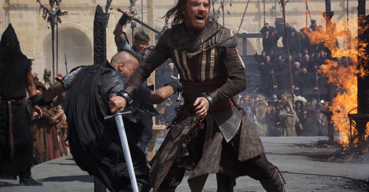 Assassin's Creed Fassbender 1