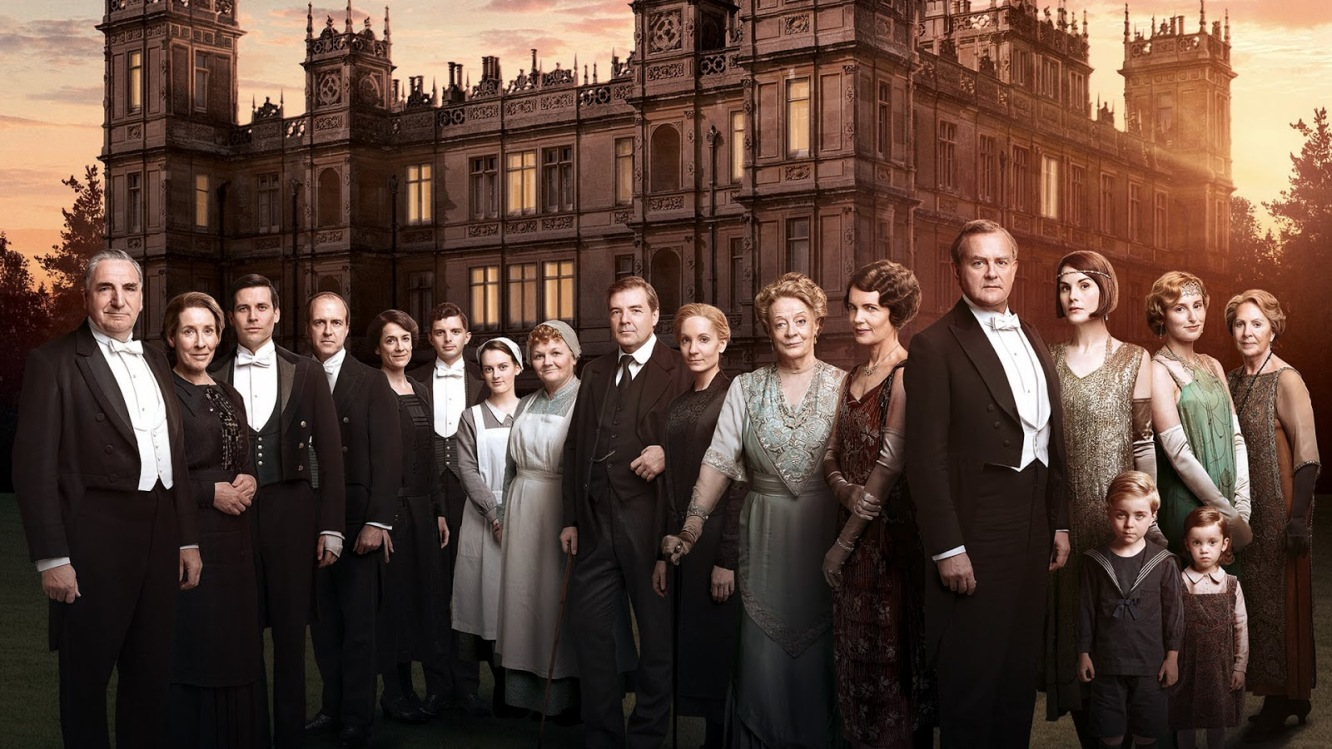 Downton Abbey Universal Pictures Italia