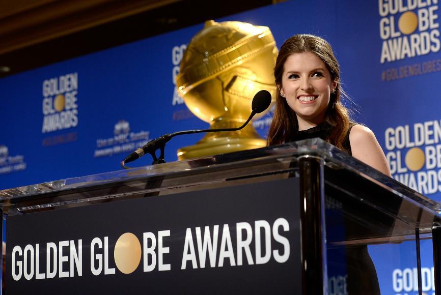 Golden Globes Anna Kendrick