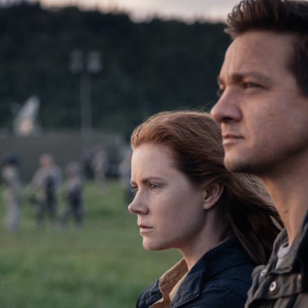 Arrival Amy Adams Denis Villeneuve