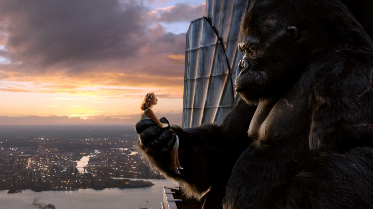 king kong peter jackson