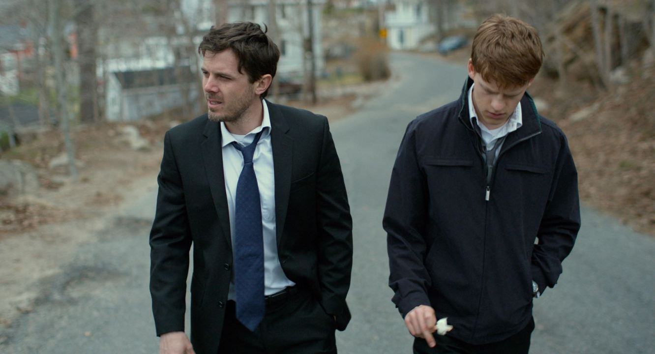 Casey Affleck Lucas Hedges Manchester by the sea