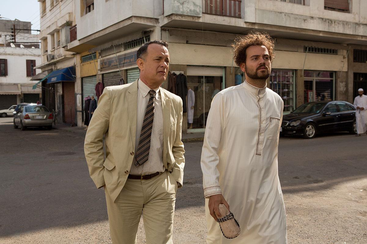 Tom Hanks Aspettando il Re
