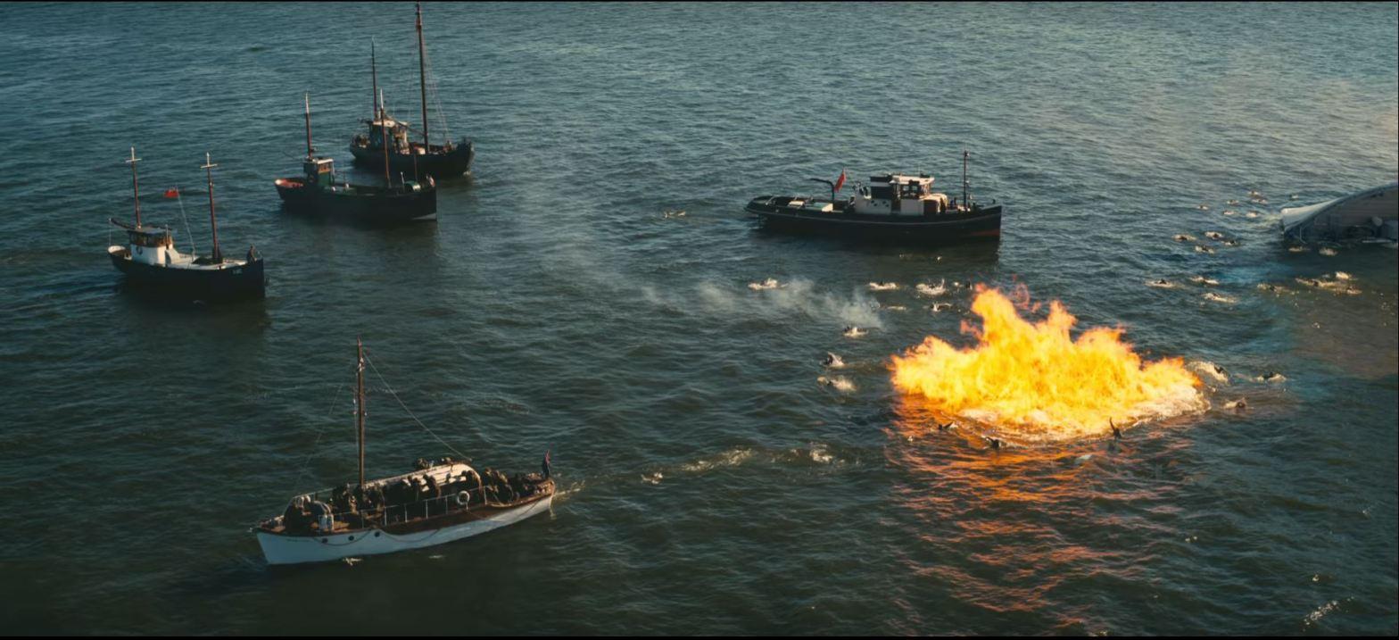 Christopher Nolan Dunkirk Tv Spot