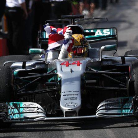 Lewis Hamilton GP Canada