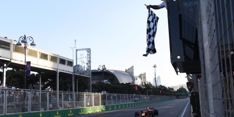 GP Azerbaijan 2017 Formula1