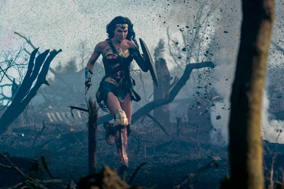 Gal Gadot Wonder Woman Movie