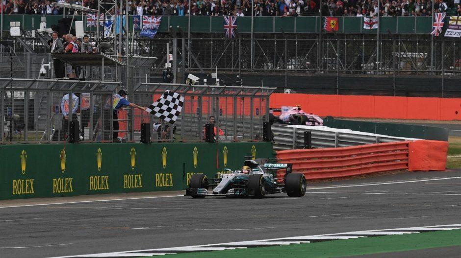 GP Gran Bretagna Hamilton