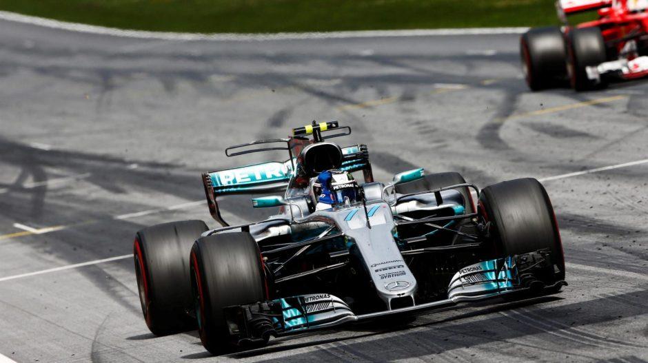 Bottas Gran Premio d'Austria