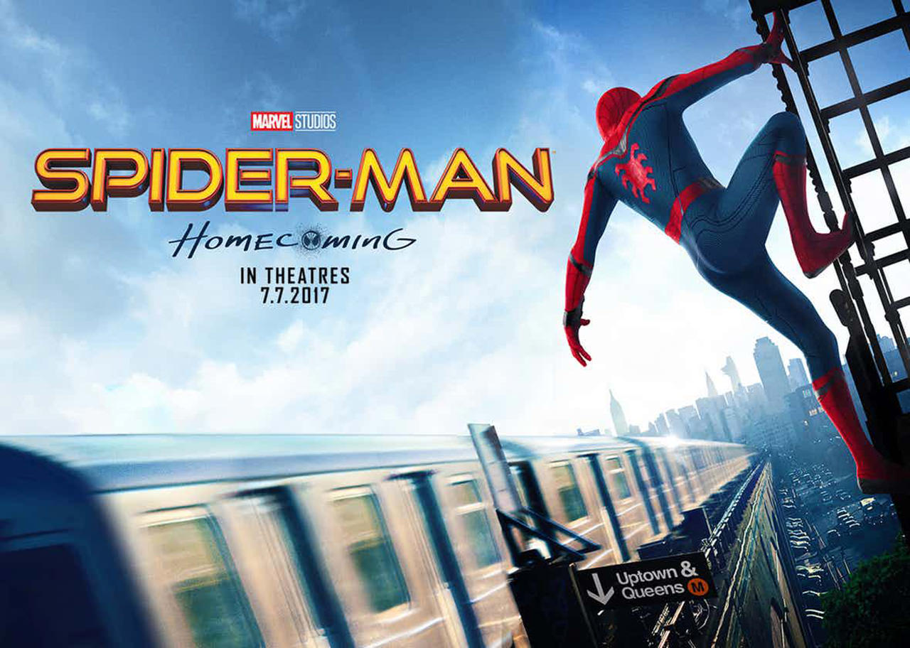 Spider-Man Homecoming Marvel