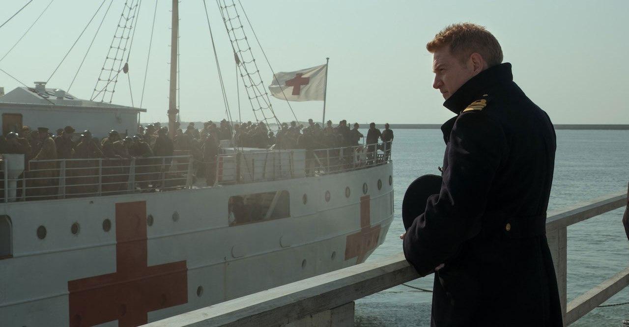 Christopher Nolan Kenneth Branagh Dunkirk