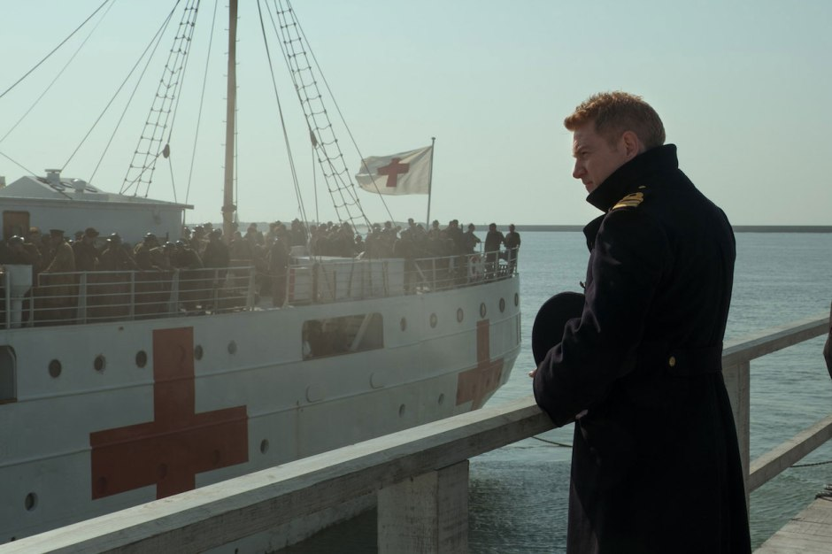 Christopher Nolan Kenneth Branagh Dunkirk