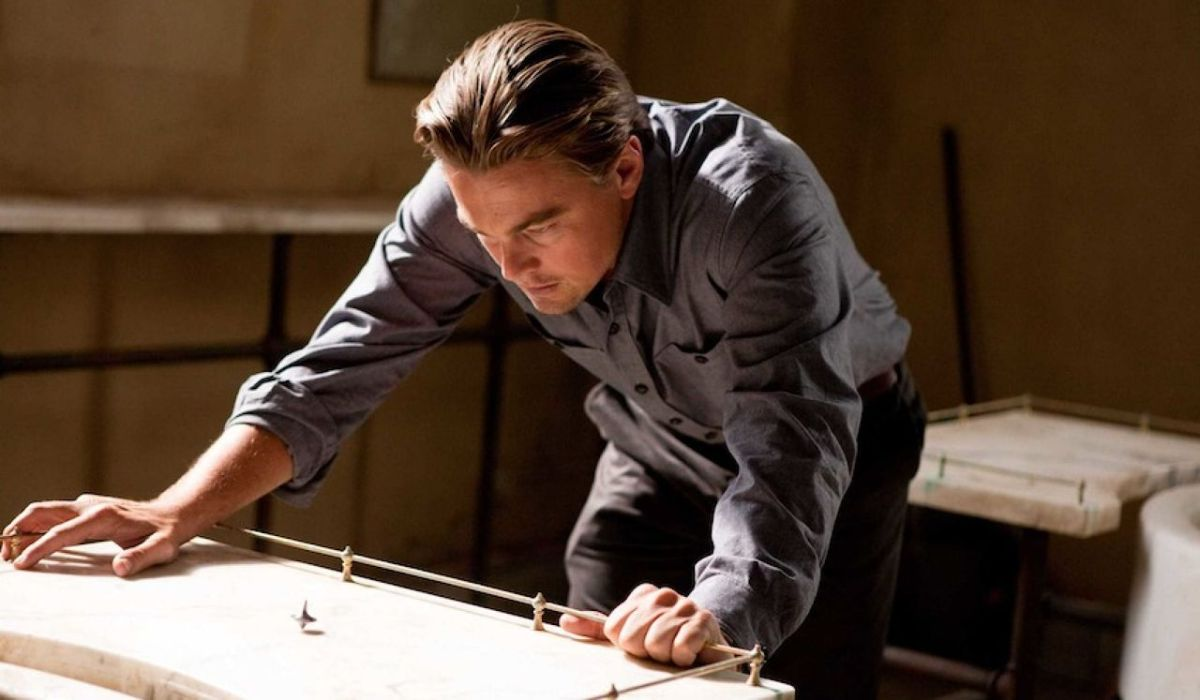 Poster & Trailer: Inception