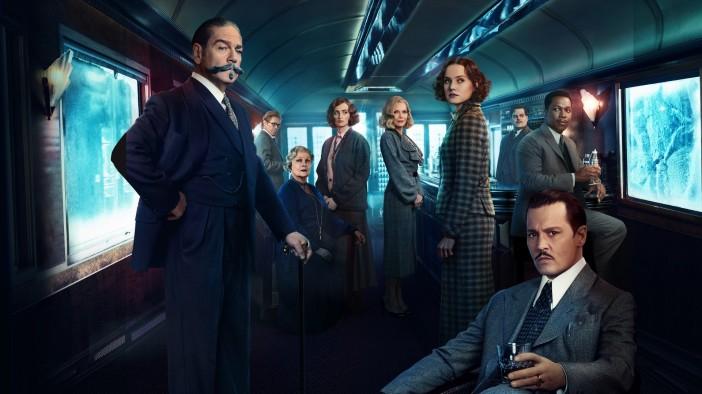 Murder on the Orient Express Movie