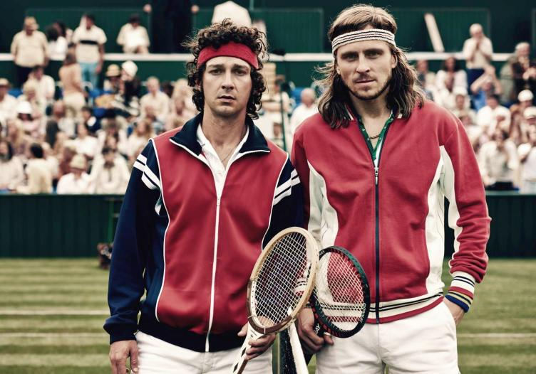 Borg McEnroe Movie