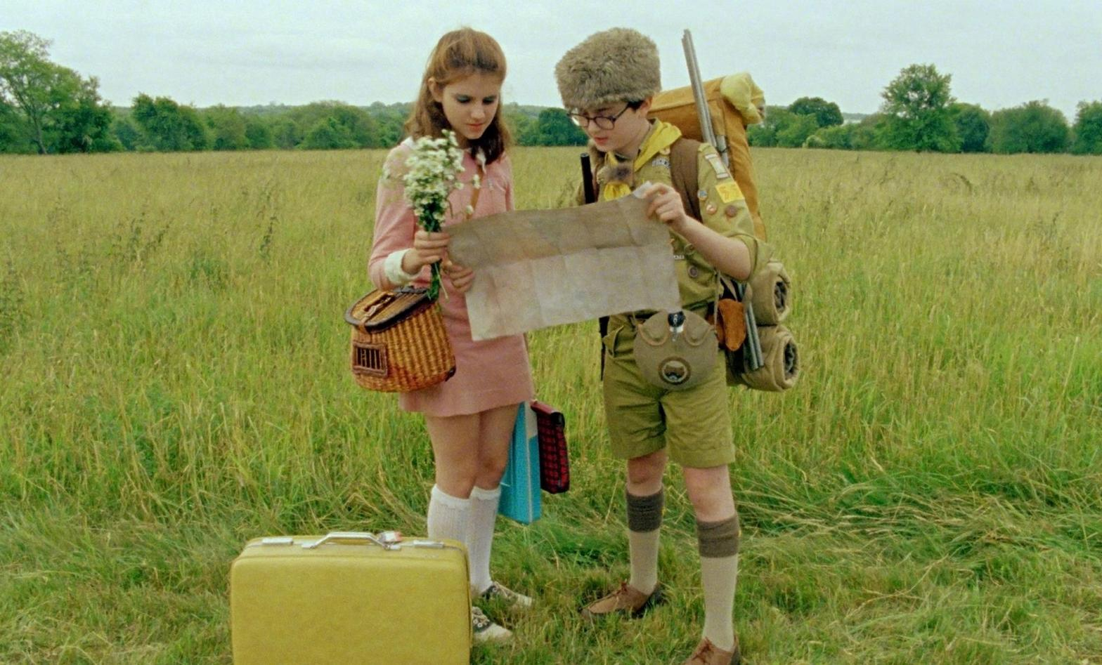 Moonrise Kingdom Una fuga d'amore