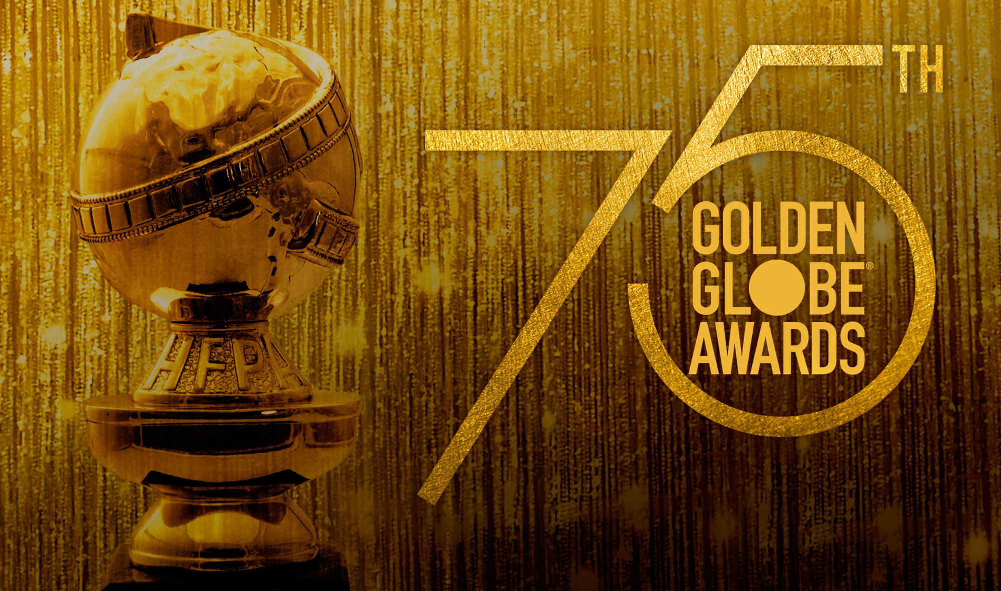 Golden Globes 2018, le nomination