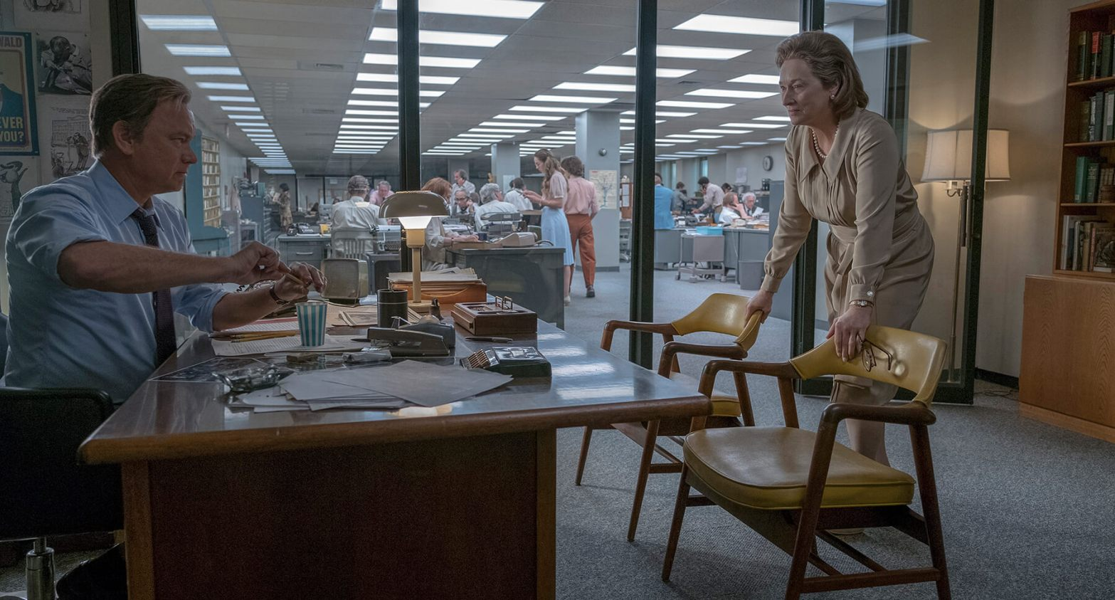 The Post Tom Hanks Meryl Streep