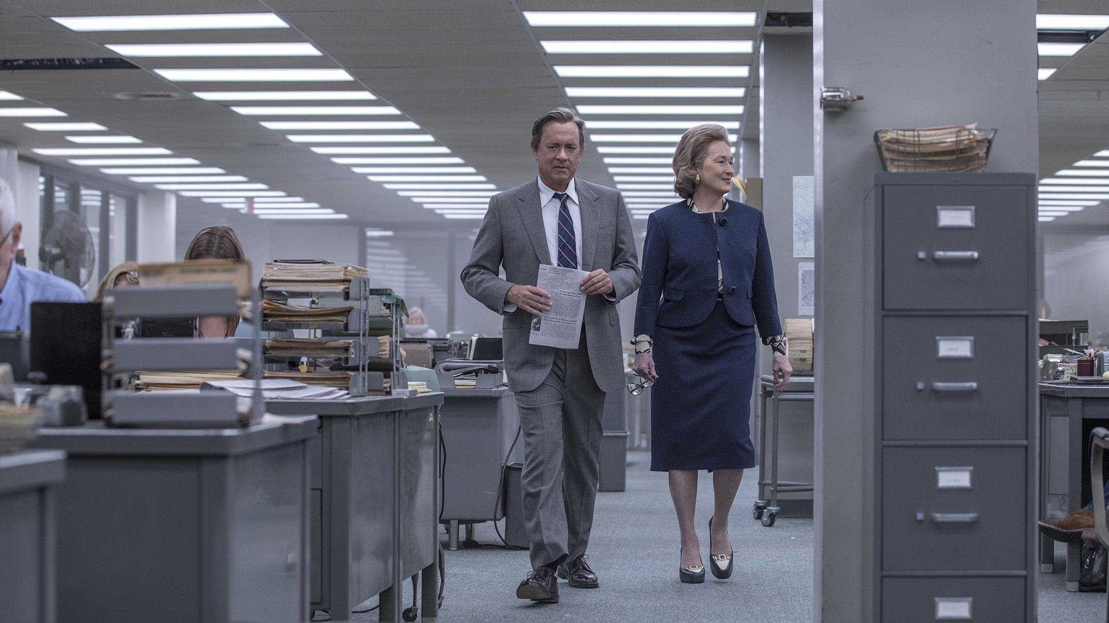 """The Post"", la sfida del giornalismo all'establishment politico e sociale"