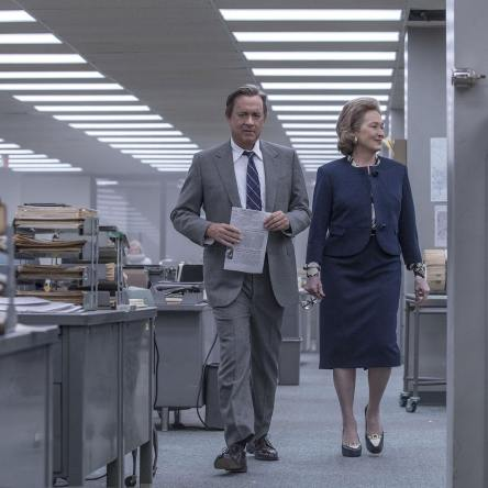 The Post Meryl Streep Tom Hanks