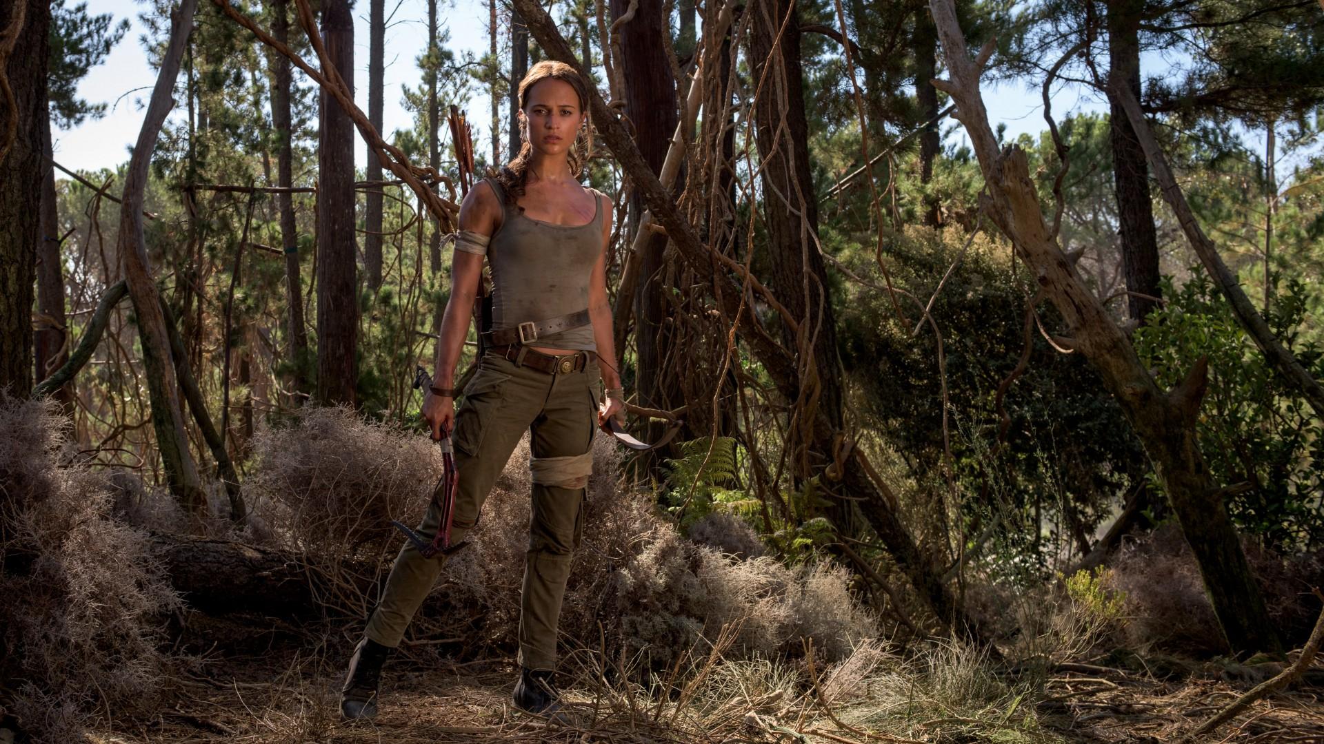 """Cinema, le novità: """"Tomb Raider"""", """"Metti la nonna in freezer"""" e """"Maria Maddalena"""""""