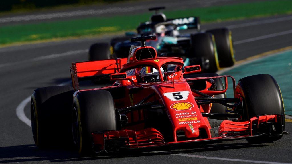 GP Australia Formula1
