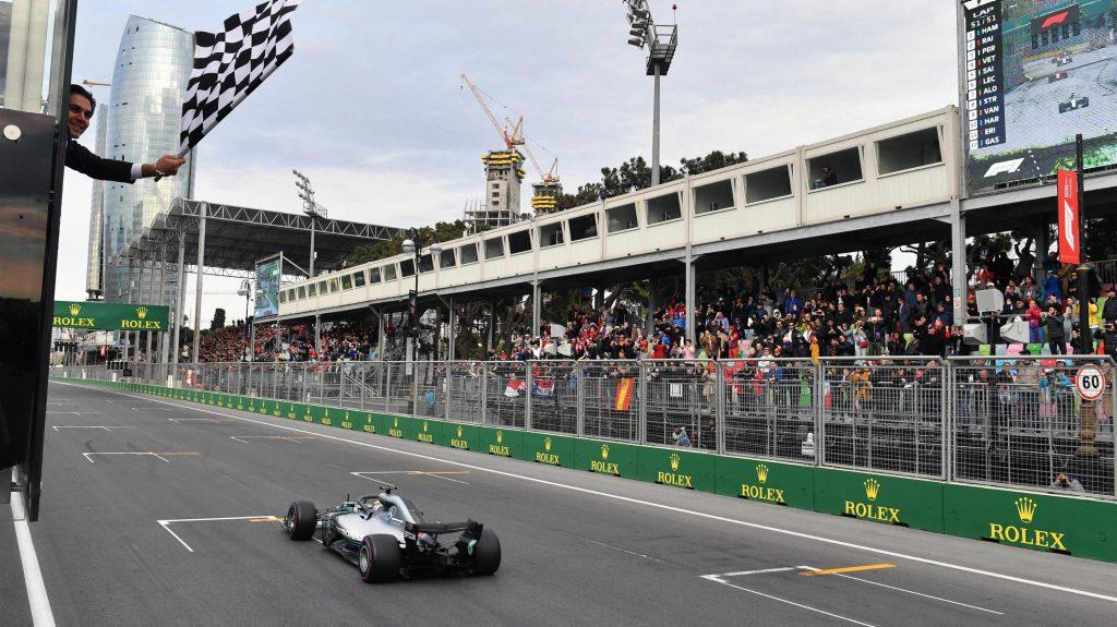 Formula 1 GP Azerbaijan