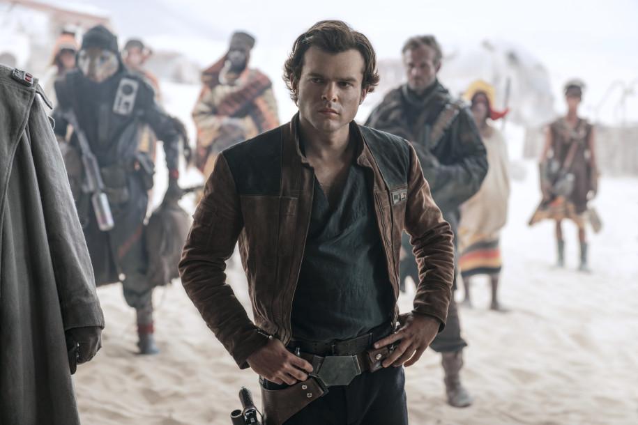 """Cinema, le novità: c'è """"Solo: A Star Wars Story"""""""