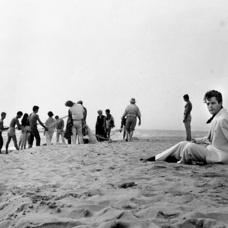 Gian Luigi Rondi Federico Fellini
