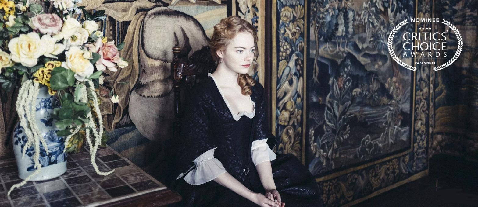 Emma Stone The Favourite