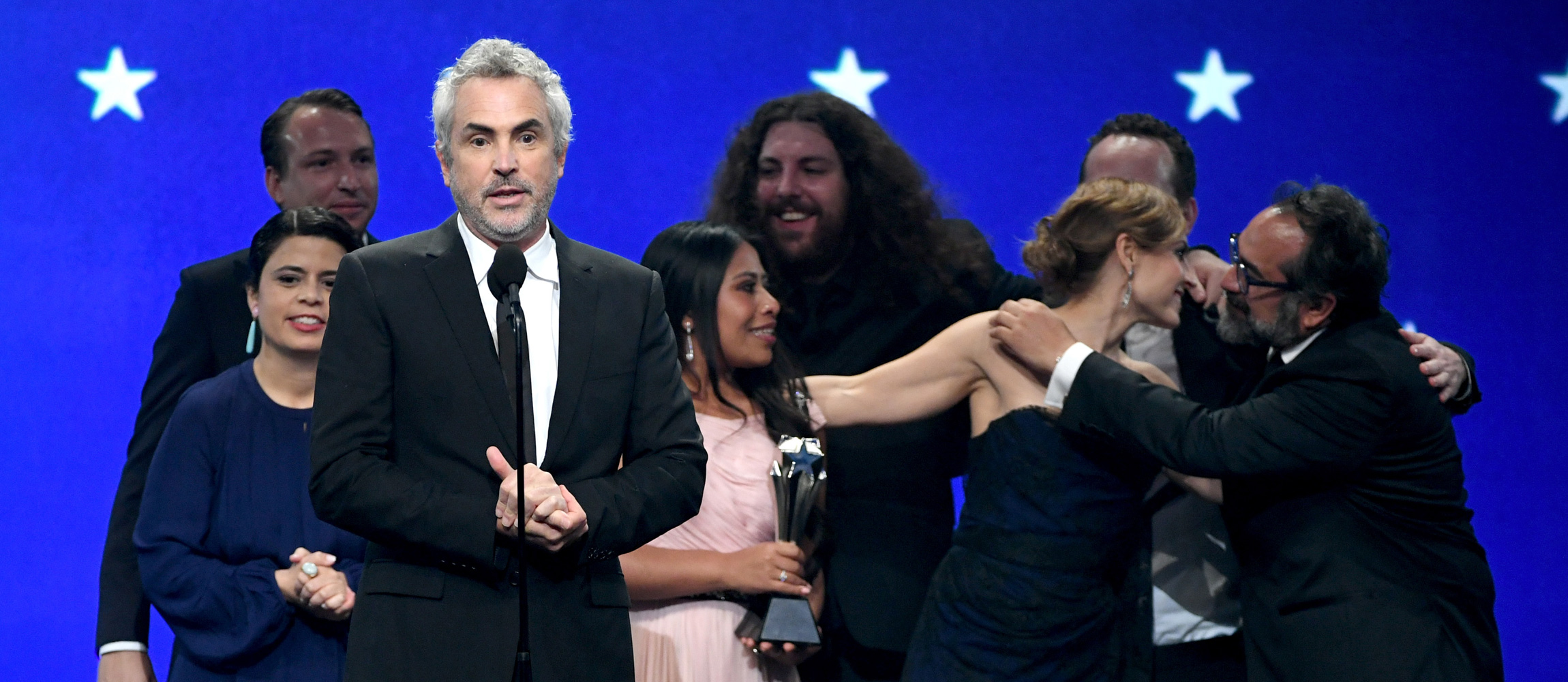 "Critics' Choice Awards 2019: svettano ""Roma"" e ""Vice"""